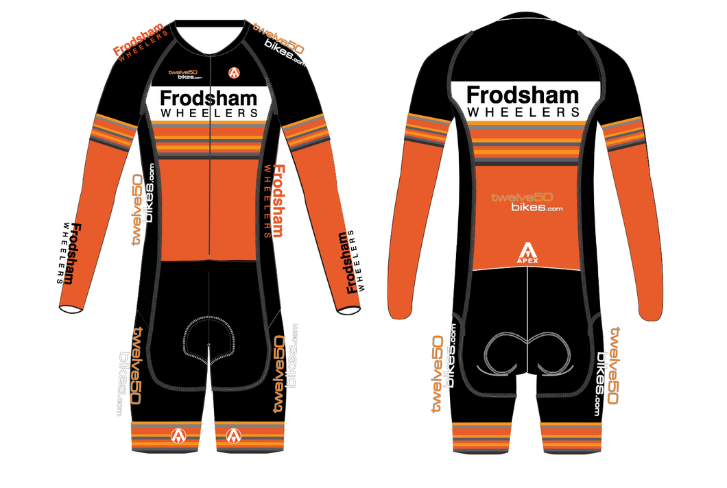 FRODSHAM WHEELERS SPEED TT SUIT