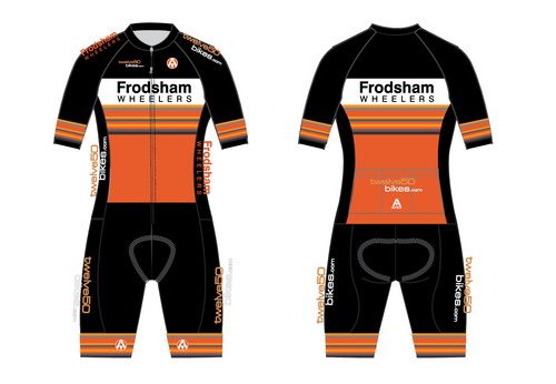 FRODSHAM WHEELERS PRO RACE SUIT