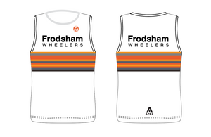 FRODSHAM WHEELERS SLEEVELESS BASE LAYER