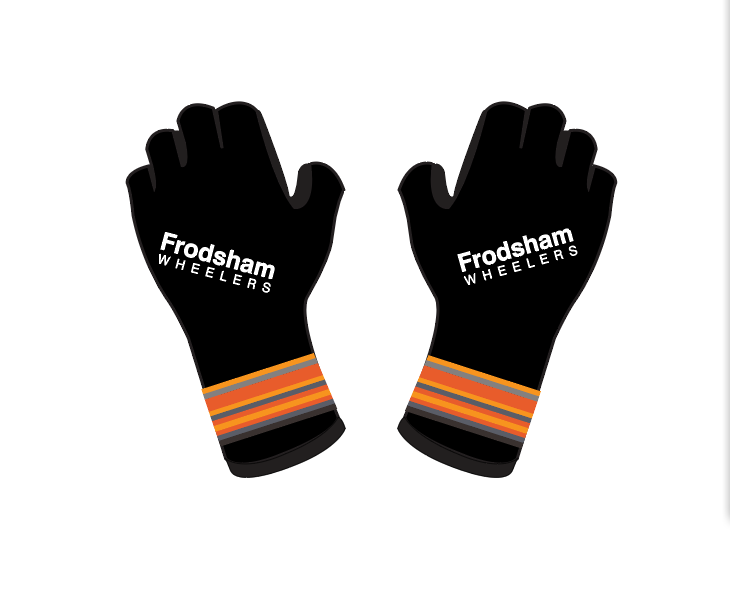 FRODSHAM WHEELERS RACE GLOVES