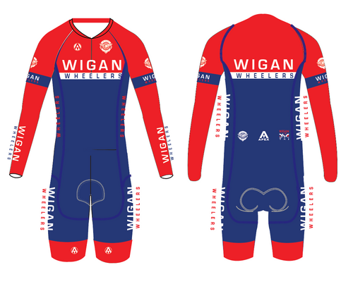 WIGAN SPEED TT SUIT