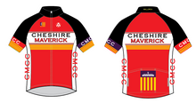 Load image into Gallery viewer, CHESHIRE MAVERICKS TEAM SS JERSEY (MALLORCA)