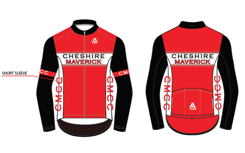 CHESHIRE MAVERICKS GAVIA LONG SLEEVE JACKET / JERSEY
