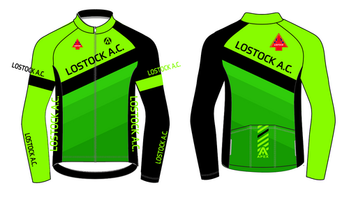 LOSTOCK GAVIA LONG SLEEVE JACKET