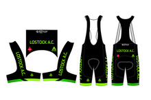 Load image into Gallery viewer, LOSTOCK TEAM BIB SHORTS