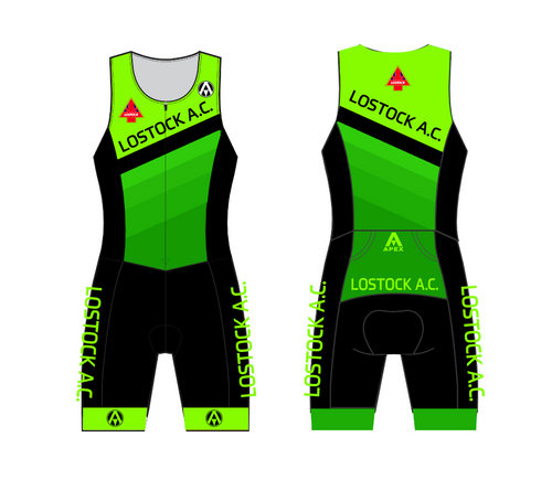 LOSTOCK TEAM TRI SUIT
