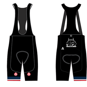 BALLS TO BIKES TEAM BIB SHORTS