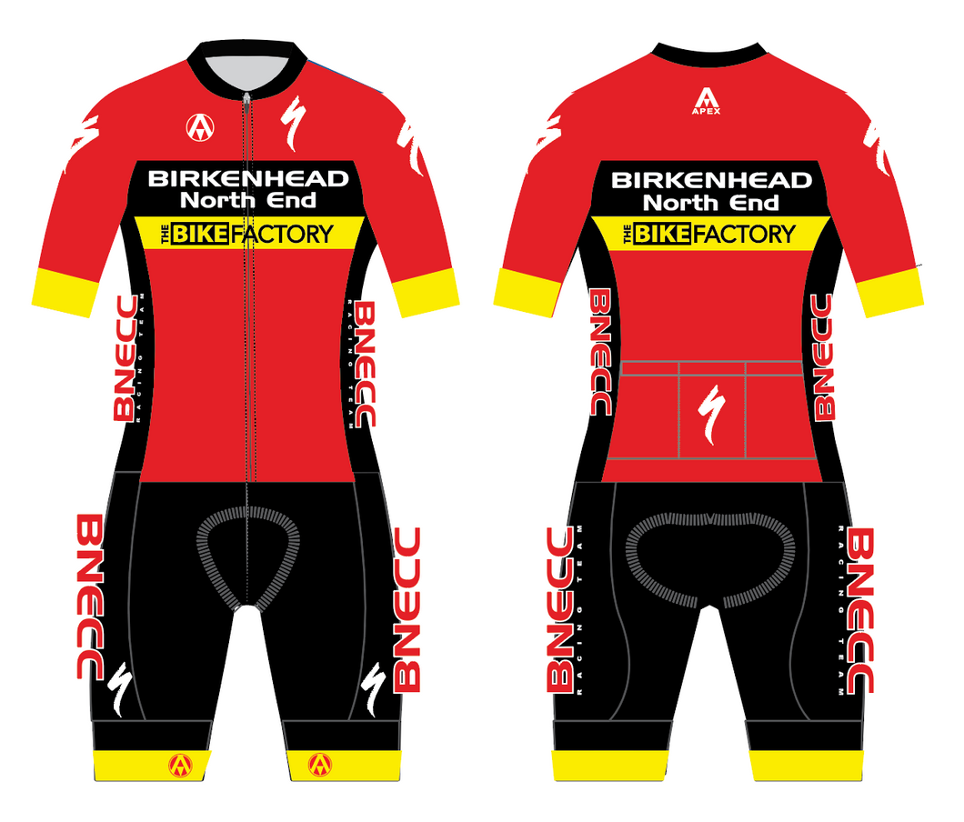 BNECC RACING TEAM PRO RACE SUIT