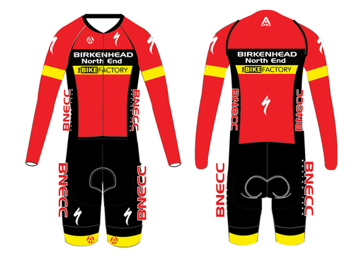 BNECC RACING TEAM SPEED TT SUIT