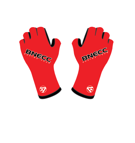 BNECC RACING TEAM (TREK) RACE GLOVES