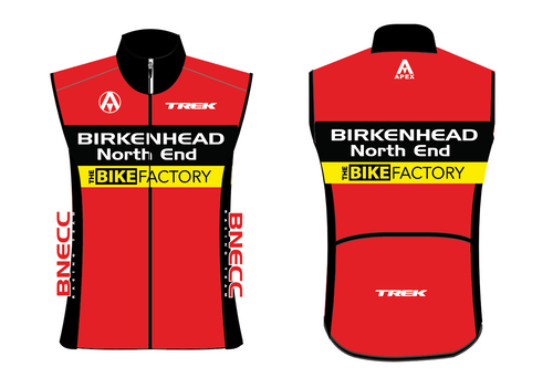 BNECC RACING TEAM (TREK) PRO GILET