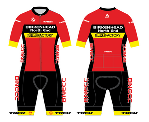 BNECC RACING TEAM (TREK) PRO RACE SUIT