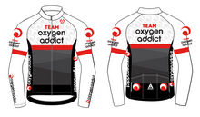 Load image into Gallery viewer, OXYGEN ADDICT PRO LONG SLEEVE AERO JERSEY