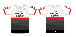 OXYGEN ADDICT FULL CUSTOM T SHIRT