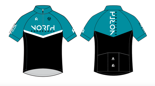 NORTH  ENDURANCE TEAM SS JERSEY