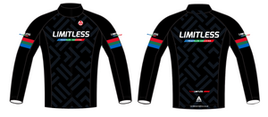 LIMITLESS PRO FULL CUSTOM TRACKSUIT TOP