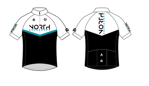 NORTH ENDURANCE TEAM SS JERSEY - WHITE
