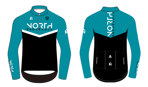 NORTH ENDURANCE GAVIA LONG & SHORT SLEEVE JACKET