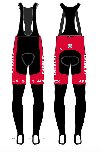 CHORLEY TRI TEAM BIB TIGHTS