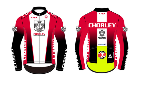 CHORLEY TRI GAVIA LONG SLEEVE JACKET