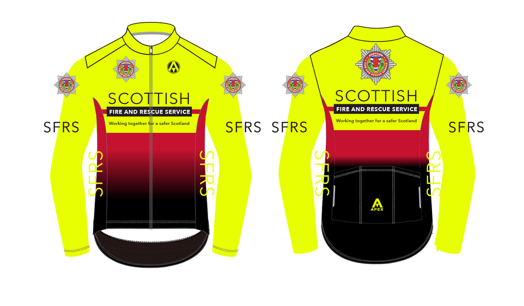 SFRS GAVIA LONG SLEEVE JACKET