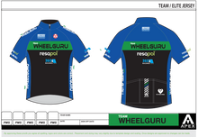 Load image into Gallery viewer, WHEELGURU TEAM SS JERSEY