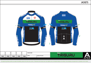 TRIGURU STELVIO WINTER JACKET