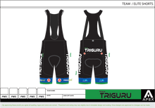 Load image into Gallery viewer, TRIGURU ELITE BIB SHORTS