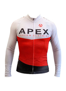 EVOLVE LONG SLEEVE AERO JERSEY