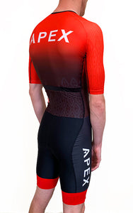 WIGAN HARRIERS TRI PRO ENDURANCE RACE SPEED TRI SUIT