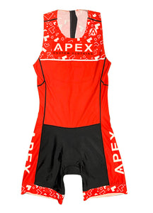 CADENCE TEAM TRI SUIT - FRONT ZIP