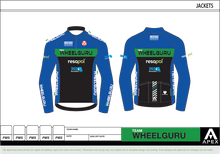 Load image into Gallery viewer, WHEELGURU STELVIO WINTER JACKET