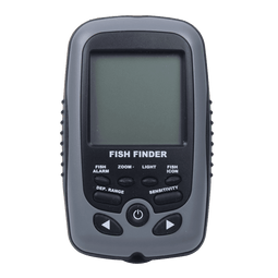 Signstek FF-010 Portable Fish Finder FishFinder With Sonar Sensor White LED Backlight