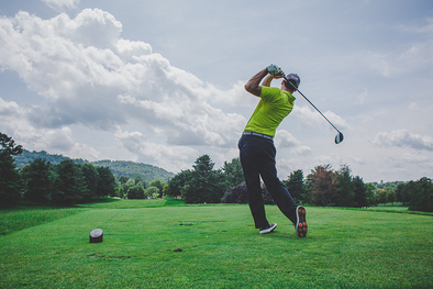Top 5 Tips to Improve Your Golf Swing
