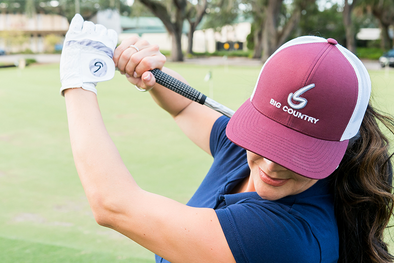 What Sets Big Country's Golf Glove Apart