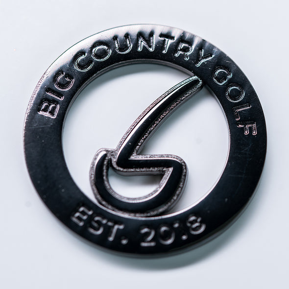 Ball Marker - Gunmetal
