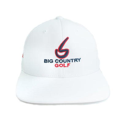 Performance Cap - USA White