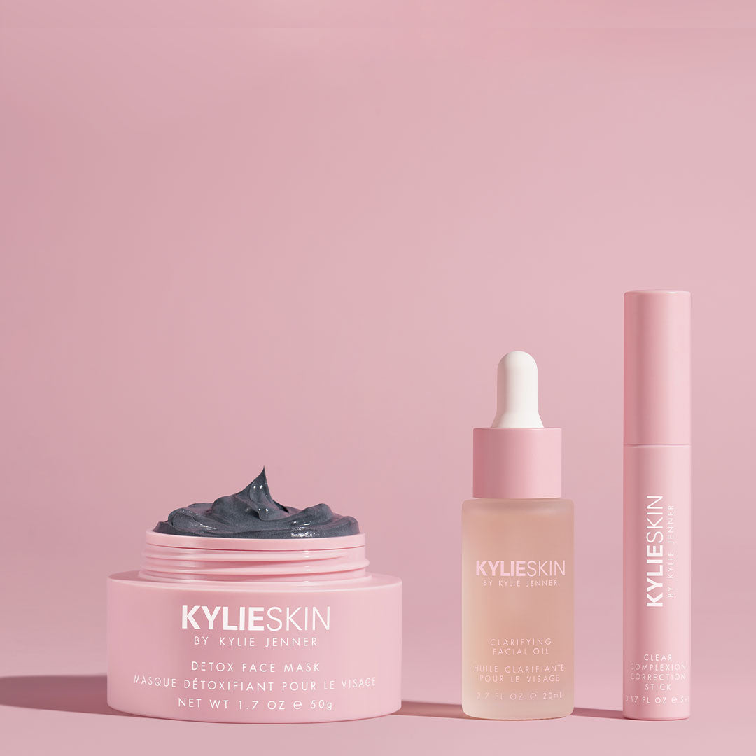 Clarifying 3 piece Bundle Kylie Skin