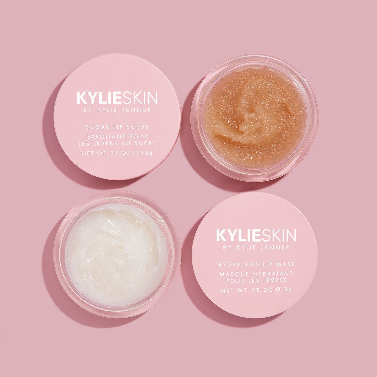 Sugar Lip Scrub & Lip Mask Bundle