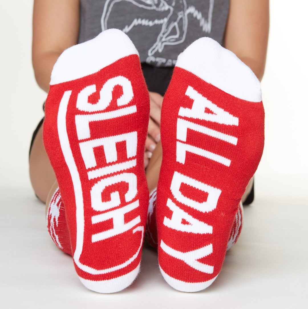 SOCKS | SLEIGH ALL DAY