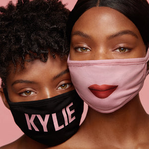 Kylie Skin Fabric Face Mask Bundle models