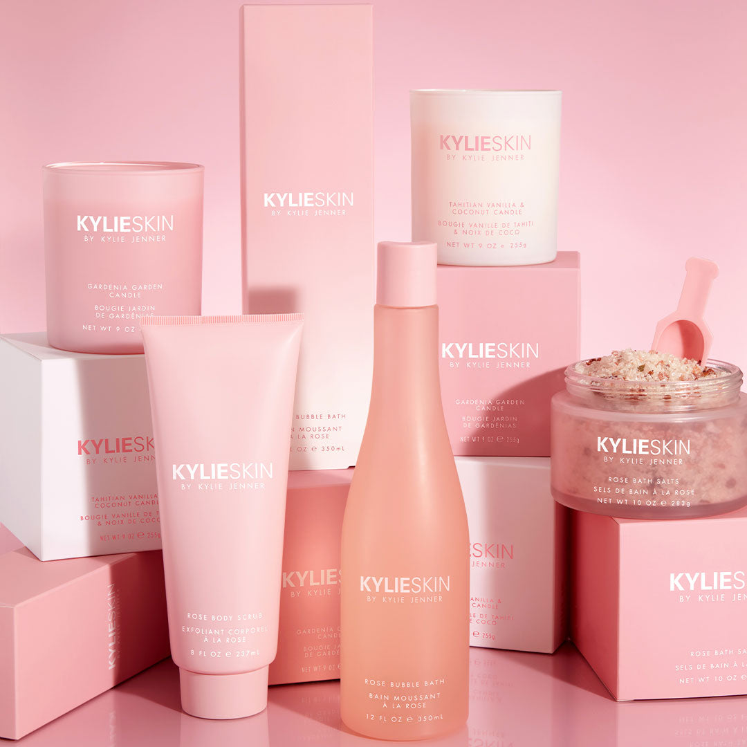 Full Rose Bath Collection