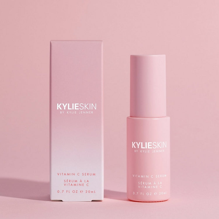 Kylie Skin Vitamin C Serum package and product