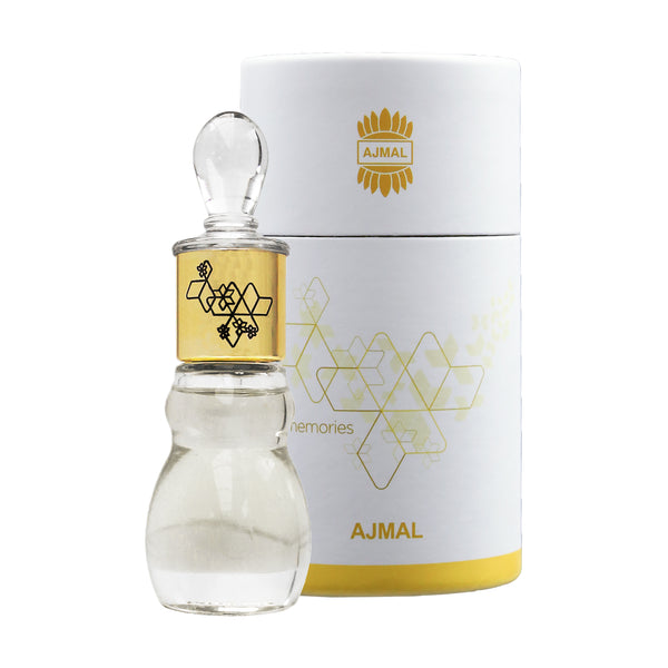 AJMAL Musk Rose Perfume Oil 12ml - Elite Perfumery