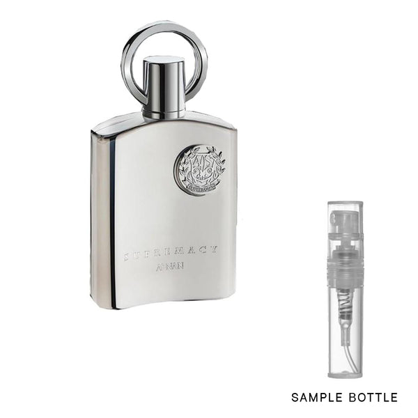 AFNAN Supremacy Silver Eau de Parfum Spray - Sample Vial