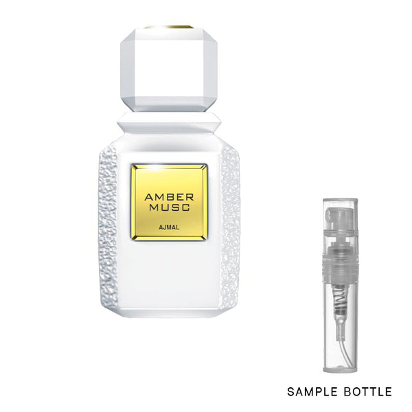 AJMAL Amber Musc Eau de Parfum Spray - Sample Vial
