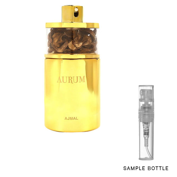 AJMAL Aurum Eau de Parfum Spray - Sample Vial