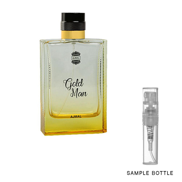AJMAL Gold Man Eau de Parfum Spray - Sample Vial