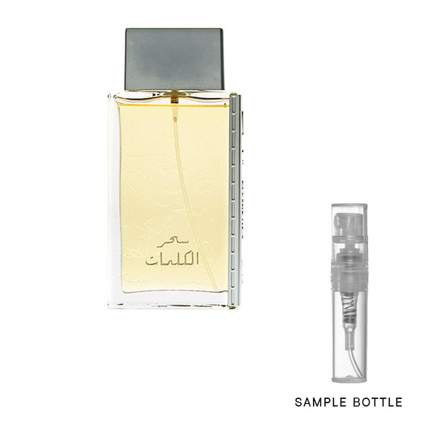ARABIAN OUD Sehr Al Kalemat (Kalemat Black) Eau de Parfum Spray - Sample Vial