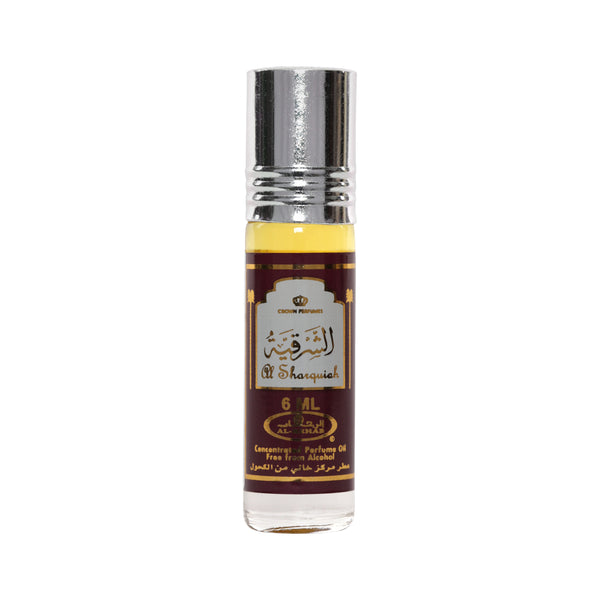 AL REHAB Al Sharquiah Perfume Oil 6ml - Elite Perfumery